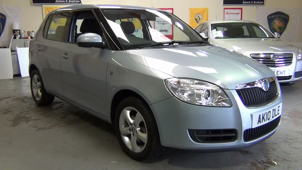 Used SKODA FABIA In Cardiff Image 0