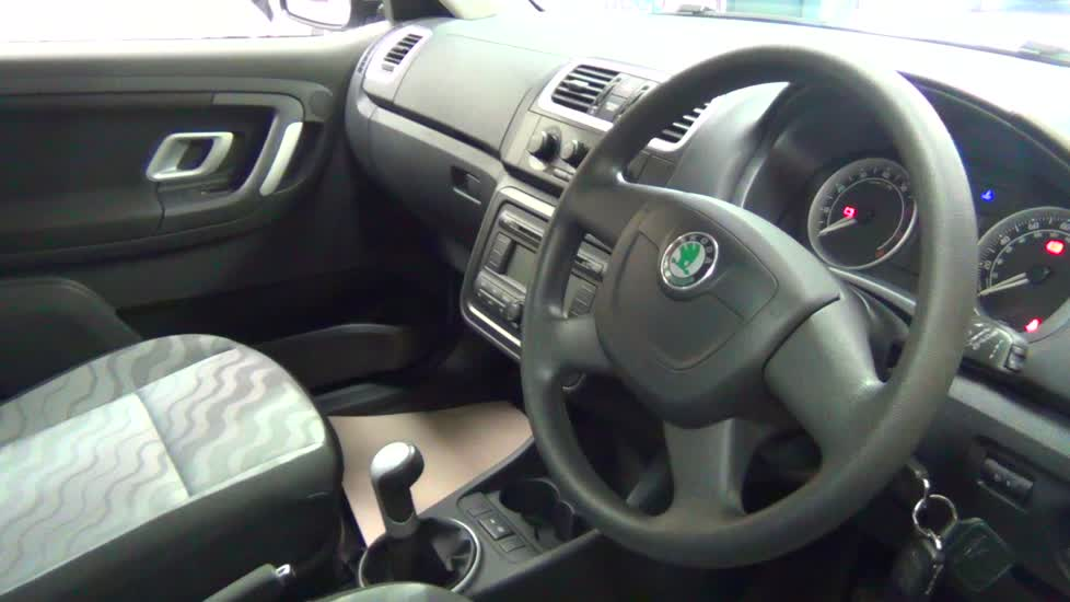 Used SKODA FABIA In Cardiff Image 2