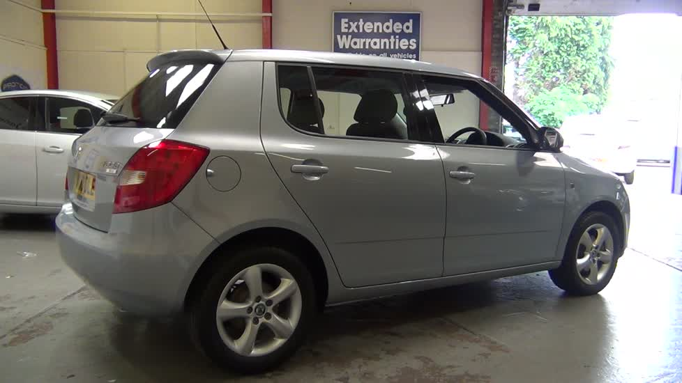 Used SKODA FABIA In Cardiff Image 3