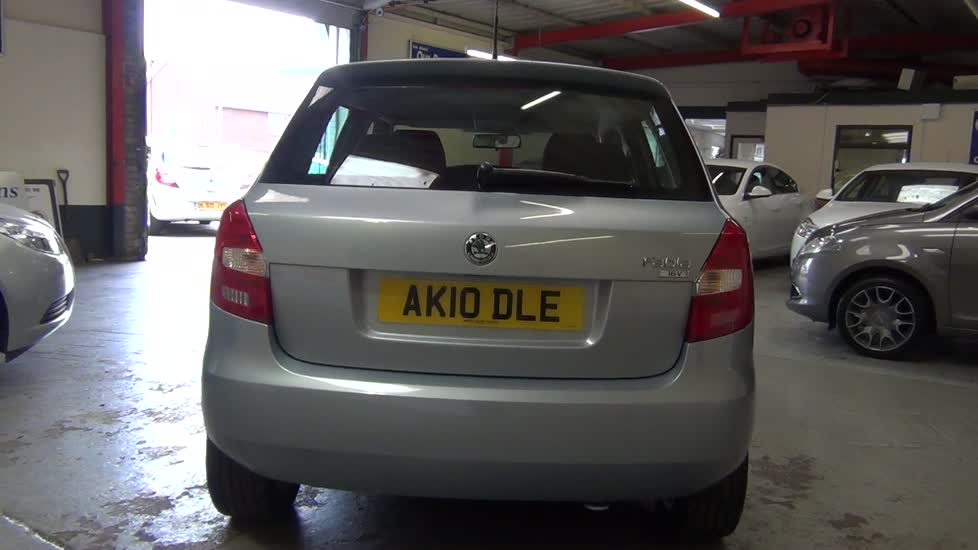 Used SKODA FABIA In Cardiff Image 4