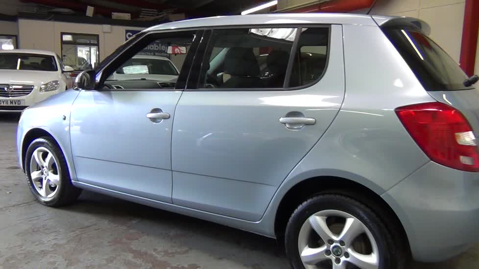 Used SKODA FABIA In Cardiff Image 5
