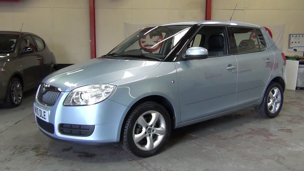 Used SKODA FABIA In Cardiff Image 8
