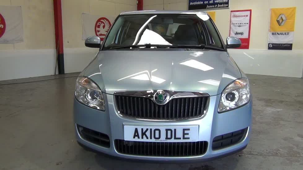 Used SKODA FABIA In Cardiff Image 9