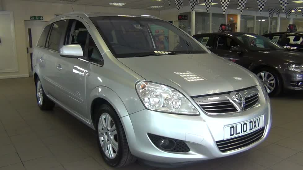 vauxhall zafira cardiff used vauxhall zafira elite cardiff 16701026. Black Bedroom Furniture Sets. Home Design Ideas