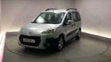 PEUGEOT PARTNER TEPEE 1.6 HDi 112 Outdoor 5dr