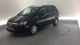 VAUXHALL ZAFIRA 1.8i Exclusiv 5dr Easytronic