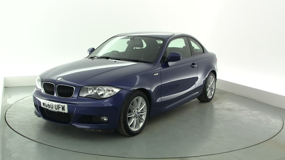 bmw 1 series coupe 120d m sport 2dr review. Black Bedroom Furniture Sets. Home Design Ideas