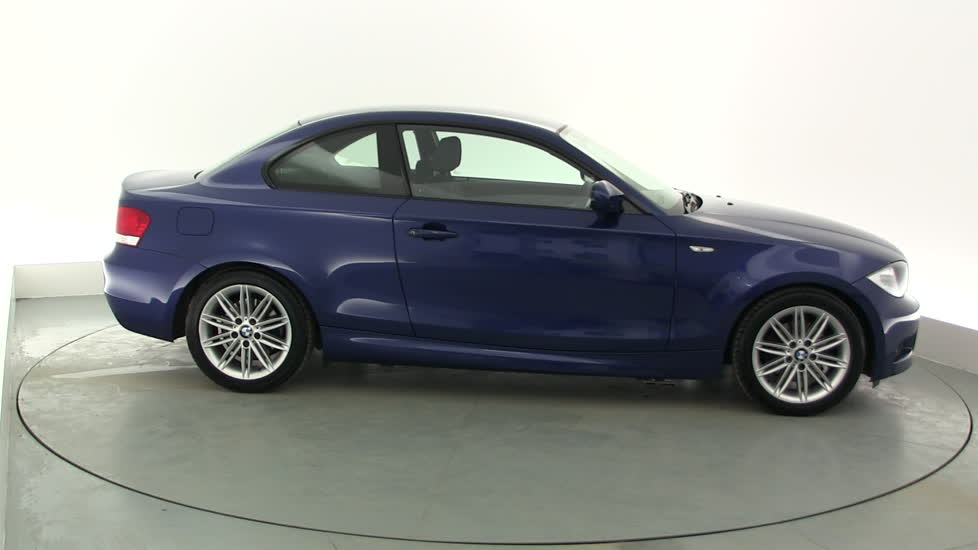 bmw 120d m sport coupe review top gear. Black Bedroom Furniture Sets. Home Design Ideas