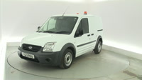FORD TRANSIT CONNECT Low Roof Van TDCi 90ps