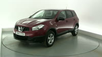 NISSAN QASHQAI+2