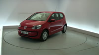 VOLKSWAGEN UP 1.0 BlueMotion Tech Move Up 3dr