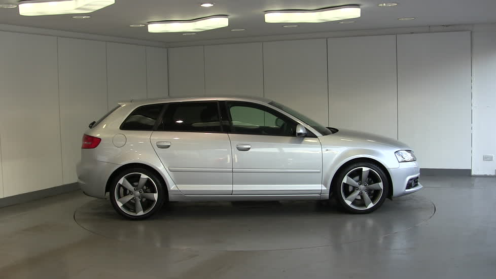 audi a3 sportback tdi s line special edition 5 door. Black Bedroom Furniture Sets. Home Design Ideas
