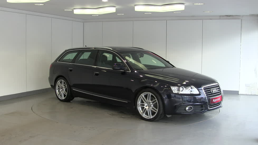 Audi a4 avant for sale scotland 7
