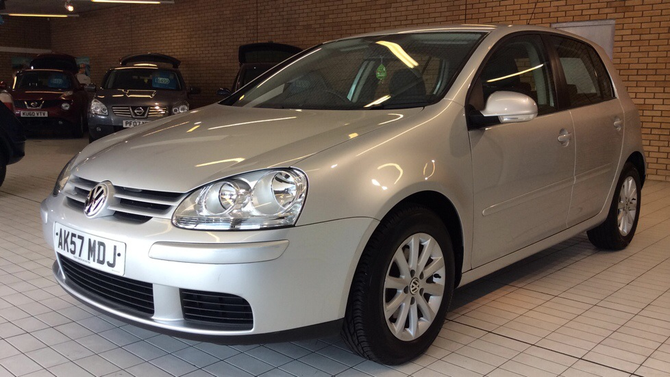 2007 (57) Volkswagen Golf 1.6 Match FSI For Sale In Hull, East Yorkshire