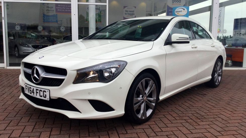 Used mercedes benz cla class cla 200 cdi sport half for Mercedes benz cla for sale uk