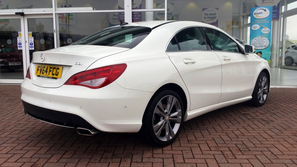 used mercedes benz cla class cla 200 cdi sport half leather 4 doors saloon for sale in grimsby. Black Bedroom Furniture Sets. Home Design Ideas