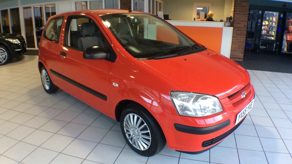 2005 (55) Hyundai Getz 1.1 GSI For Sale In Hull, East Yorkshire