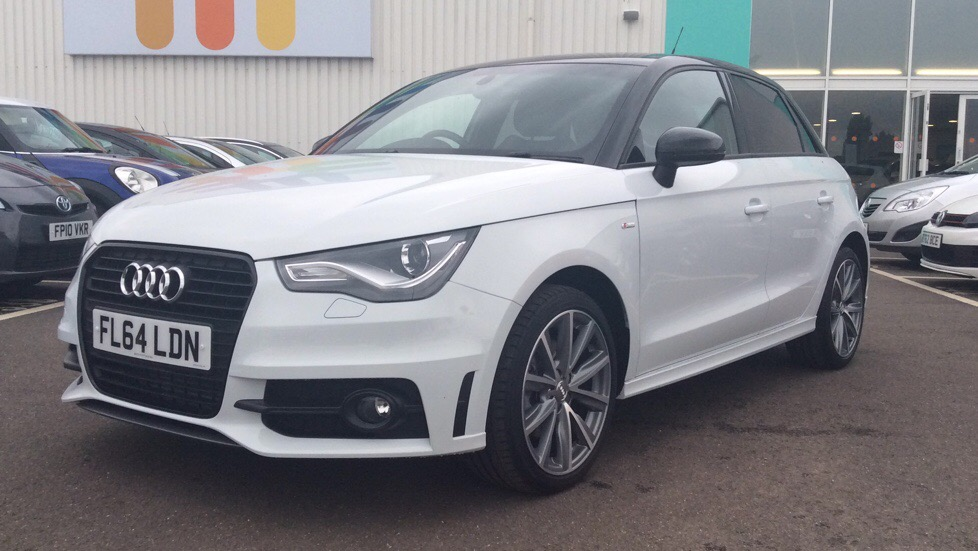 Audi A1 1 6 Tdi S Line Style Edition Comfort Pack Fl64ldn