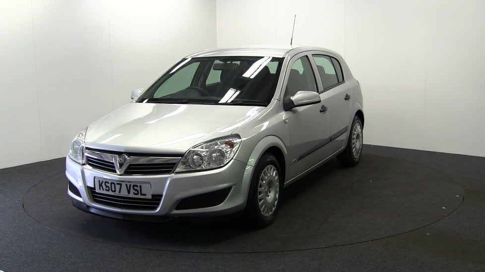 2007 (07) Vauxhall Astra 1.7 CDTi 16V Life [100] [AC] For Sale In Hull, East Yorkshire