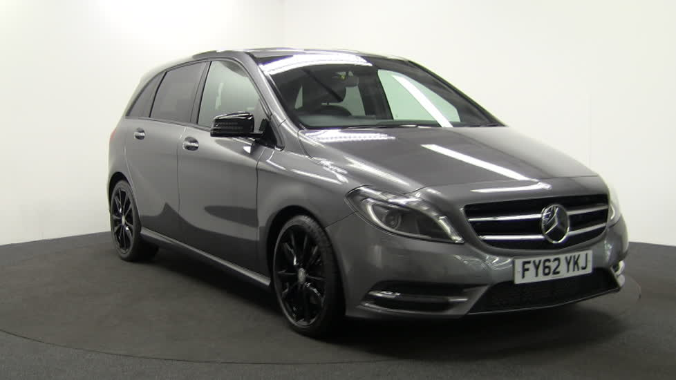 Mercedes b class 180 cdi sport blueefficiency for Mercedes benz b class 180