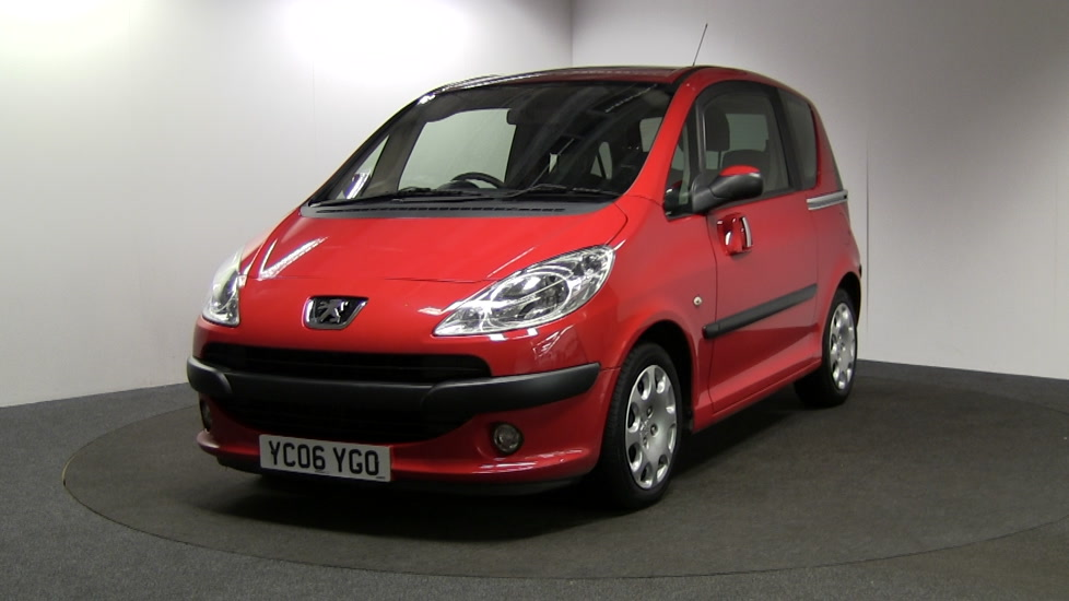 2006 (06) Peugeot 1007 1.4 Dolce 2-Tronic For Sale In Scunthorpe, North Lincolnshire