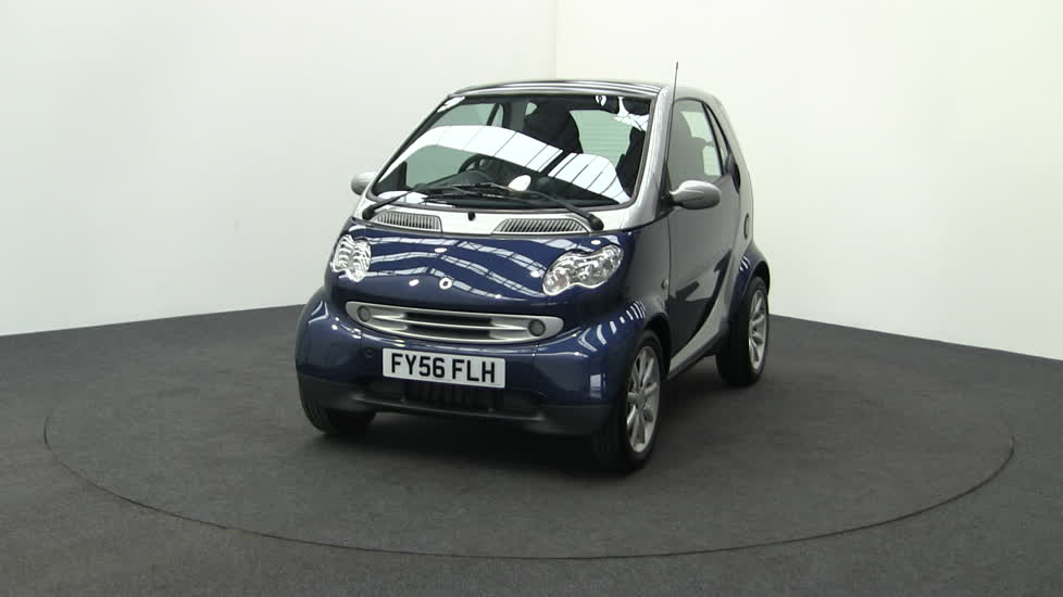 2006 (56) Smart City-Coupe Passion Auto For Sale In Hessle, East Yorkshire