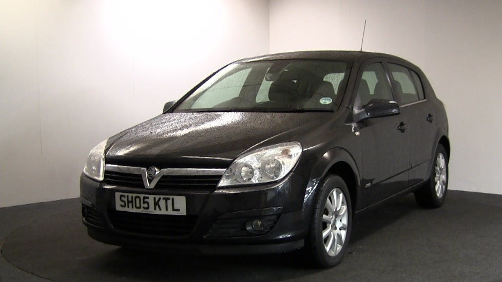 2005 (05) Vauxhall Astra 1.6i 16V Design For Sale In Scunthorpe, North Lincolnshire