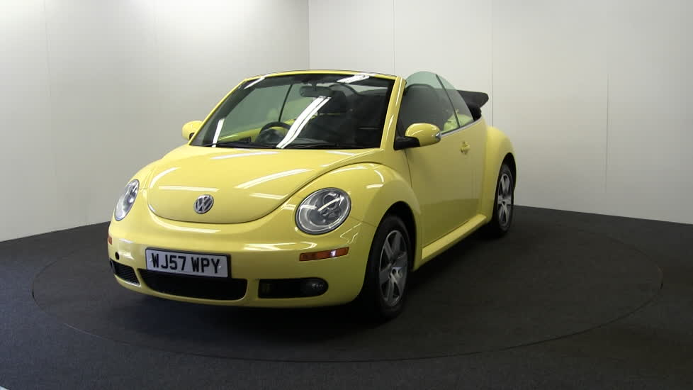 2007 (57) Volkswagen Beetle 1.6 Luna For Sale In Scunthorpe, North Lincolnshire