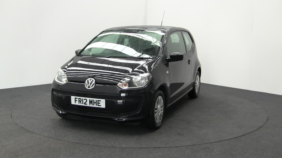 2012 (12) Volkswagen Up 1.0 BlueMotion Tech Move Up For Sale In Hessle, East Yorkshire