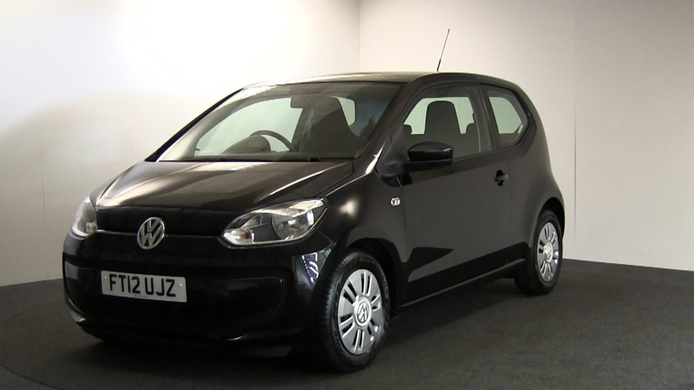 2012 (12) Volkswagen Up 1.0 BlueMotion Tech Move Up For Sale In Scunthorpe, North Lincolnshire