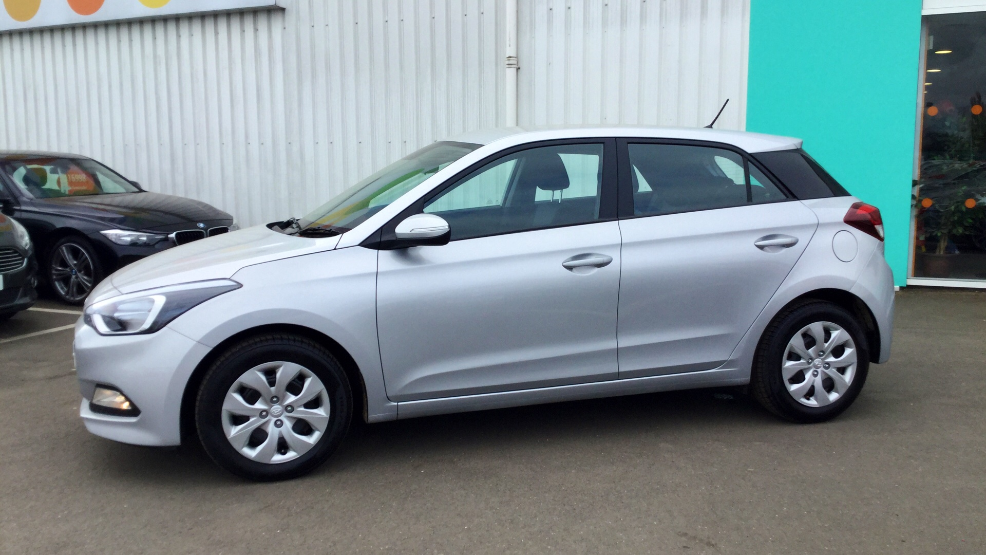 Hyundai I20 12 S Air