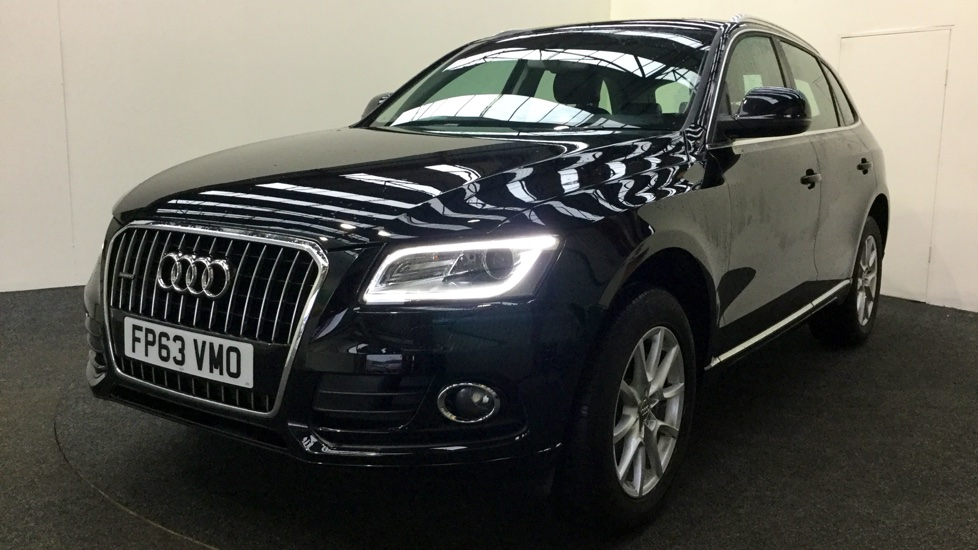 used audi q5 2 0 tdi quattro se s tronic leather 5 doors 4x4 for sale in hull east yorkshire. Black Bedroom Furniture Sets. Home Design Ideas