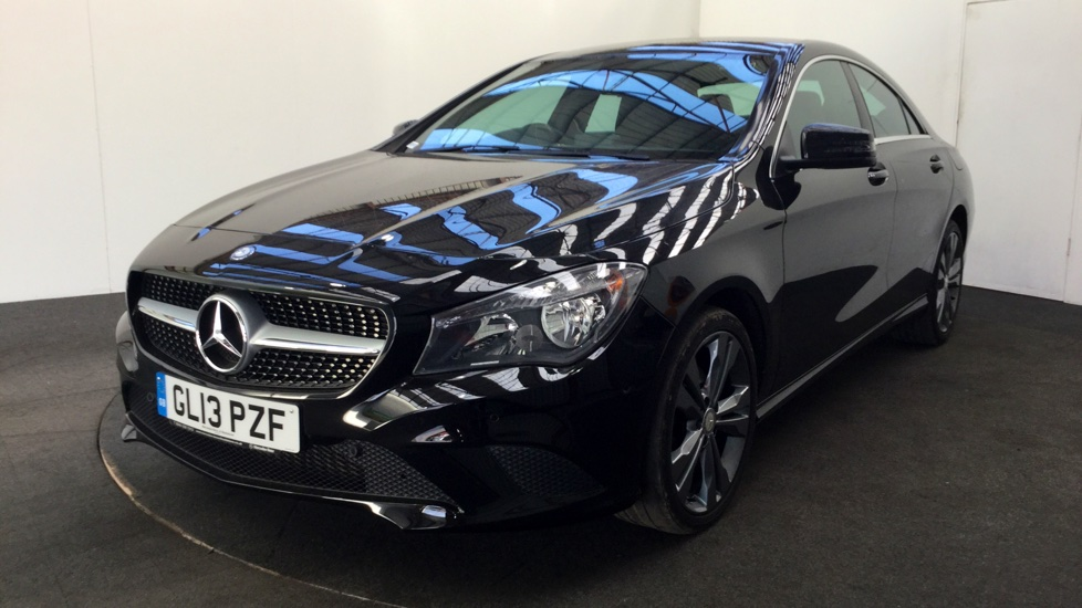 Used mercedes benz cla class cla 220 cdi sport tip auto for Mercedes benz cla for sale uk