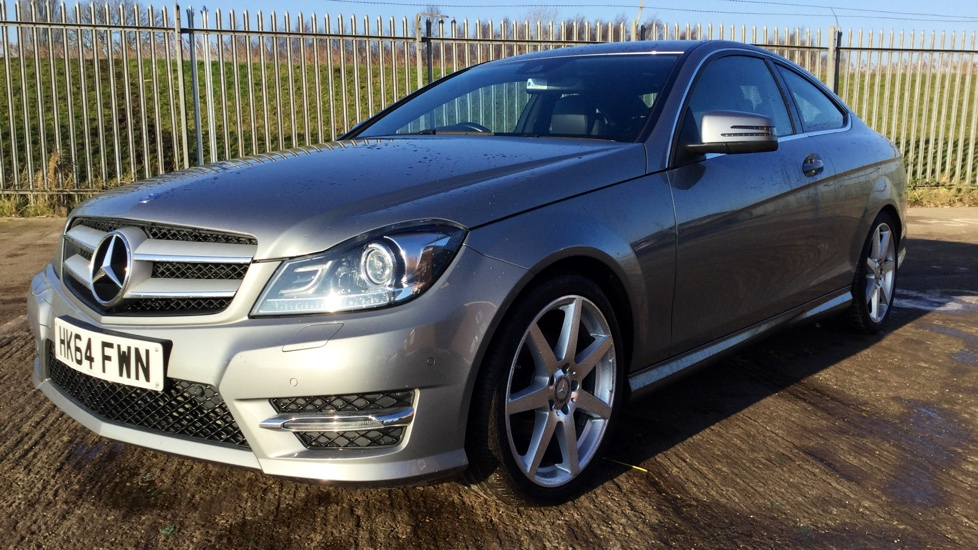Used mercedes benz c class c220 cdi amg sport edition auto for Mercedes benz c220 cdi for sale