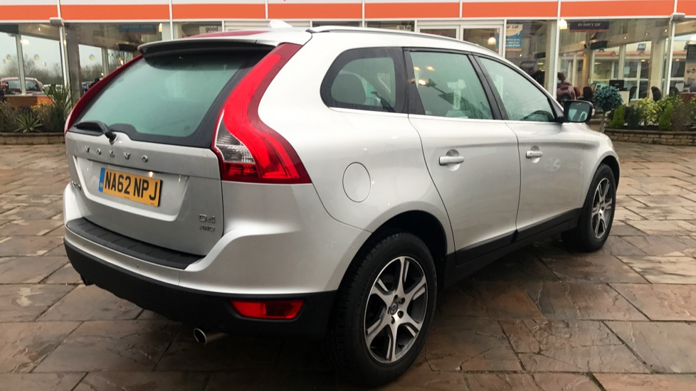 used volvo xc60 d4 163 se lux awd leather 5 doors 4x4 for sale in scunthorpe north. Black Bedroom Furniture Sets. Home Design Ideas