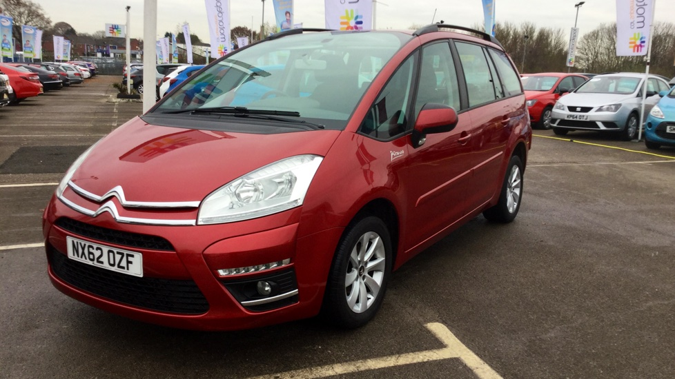 used citroen c4 grand picasso 1 6 e hdi airdream edition egs6 7 seats 5 doors mpv for sale in. Black Bedroom Furniture Sets. Home Design Ideas