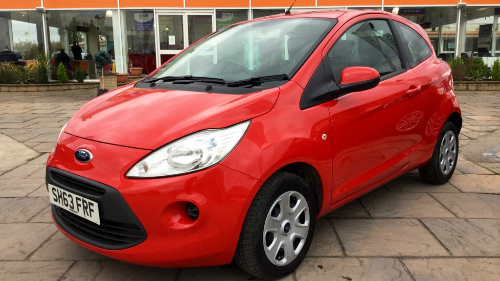 Ford Ka Cars For Sale In Lincolnshire