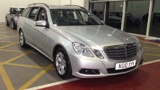 MERCEDES-BENZ E CLASS E220 CDI BlueEFFICIENCY SE 5dr Tip Auto