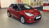 CITROEN DS3 1.6 e-HDi Airdream DStyle 3dr