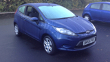 FORD FIESTA 1.25 Style + 3dr [82]