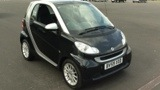 SMART FORTWO COUPE CDI Passion 2dr Softouch Auto [Luxury Pack] [2010]