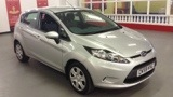 FORD FIESTA 1.25 Style + 5dr [82]