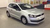 VOLKSWAGEN POLO 1.2 70 S 3dr [AC]