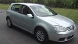 VOLKSWAGEN GOLF 1.6 Match FSI 5dr