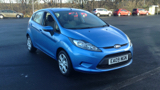 FORD FIESTA 1.4 Style + 5dr