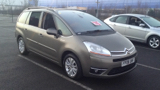 CITROEN C4 GRAND PICASSO 1.6HDi 16V Exclusive 5dr EGS