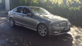 MERCEDES-BENZ C CLASS C220 CDI BlueEFFICIENCY Sport 4dr Auto