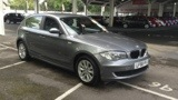 BMW 1 SERIES 116i ES 5dr [122]