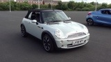MINI CONVERTIBLE 1.6 Cooper Sidewalk 2dr
