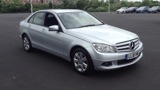 MERCEDES-BENZ C CLASS C200 CDI BlueEFFICIENCY Executive SE 4dr